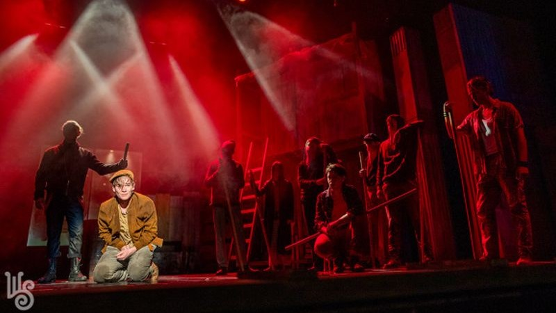 Pál utcai fiúk színház